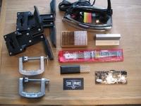 Ski / Board Waxing and Tuning Kit