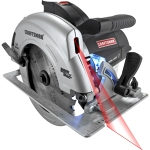Circular Saw - 7 1/4in with laser guide