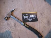 Stanley AntiVibe Claw Hammer