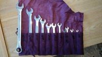 11-Piece Combination Wrench Set (Imperial)