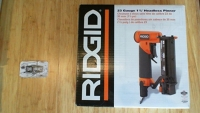 23 Gauge Headless Pin Nailer