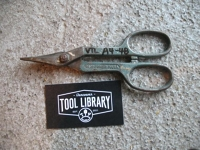 "7"" Craftsman Metal Snips"