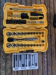 Socket & Driver Set (Dewalt)
