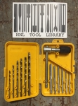 U.S. 13 pce. Electrician's Tap & Drill Set