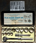 "1/2"" Drive Socket Wrench Set"