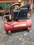 Air compressor 110psi max