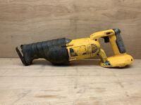 Dewalt Reciprocating Saw, Cordless