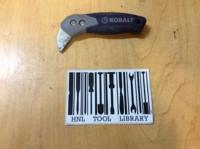 Carbide-tipped Scoring Knife