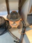 Rigid 12-gallon Shop Vacuum, Wet/Dry