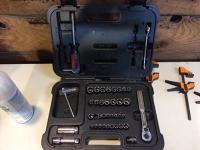 Ratchet Wrench Mechanic Kit