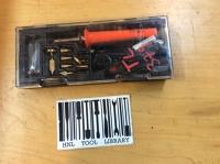 Woodburning & hobby iron kit - Pyrographic tool