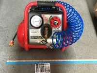 Air compressor 155psi max 3 Gal