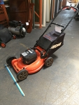 Battery-op Lawn Mower 58V