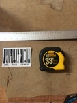 33 ft. Measuring Tape