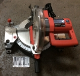 Small Compound Miter Saw (Chop Saw)