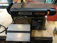 """Belt & Disc Table Sander 4""""X36"""""""