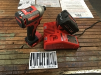 "Cordless Impact Driver (1/4"" Hex)"