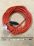 50' Extension Cord, 1625 watt max