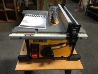 "Dewalt 8-1/4"" Table Saw, Corded"