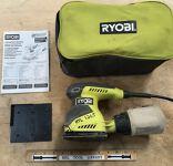 Ryobi 1/4 Sheet Finishing Sander, Corded