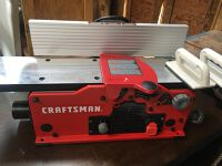 """Craftsman 6"""" Variable Speed Jointer"""