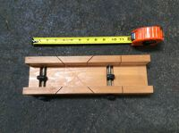 Hand Miter Saw Guide