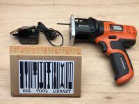 Black & Decker Cordless CompactSaw