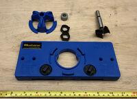 Mosilveron 35mm concealed cabinet hinge jig