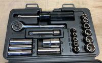 "1/4"" Drive Socket Wrench Set"