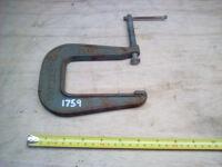 """4"""" C-clamp"""
