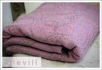 Ellevill paisley silver pink 7