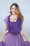 Ellevill Zara purple size 5