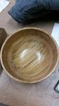 bowl, wood