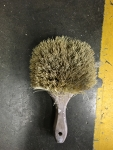 brush, bristle
