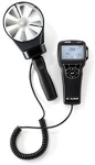 RVA501 Air vane velocity meter