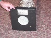 Minneapolis Duct Blaster Field Calibration Plate
