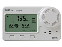 HOBO MX1102 CO2 logger