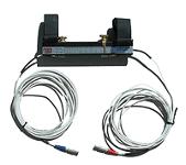"GE Ultrasonic Flow Transducers: CF-LP 1/2"" - 2"" diam."