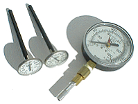 Temperature and Pressure Test Kit