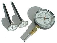 Peterson Temperature & Pressure Test Kit
