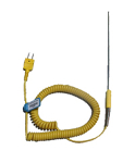 "Type K Thermocouple Probe 6"" - 1/8 dia"