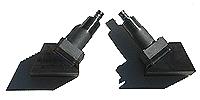 "GE Ultrasonic Flow Transducers: #402 2"" - 48"" diam."