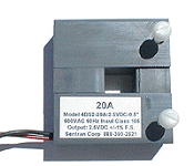 20 Amp Current Transducer (2.5V DC output)
