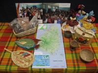 St. Lucia Artifact Kit #1