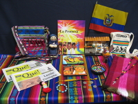 Ecuador Artifact Kit #1