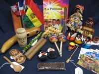Latin America Artifact kit #4