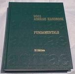 2001 ASHRAE Handbook Fundamentals (SI Edition)
