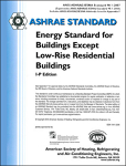 ASHREAE/IESNA Standard 90.-2001 User's Manual: Energy Standard for Buildings Except Low-Rise Residential Buildings
