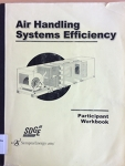 Air Handling Systems Efficiency/David Wylie