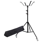 C: Set of three Casters, for light stands with tubular legs